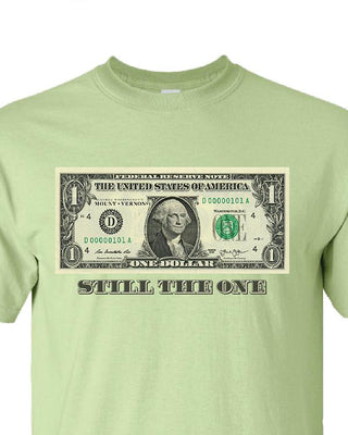 Mount Vernon's Dollar Bill T-Shirt