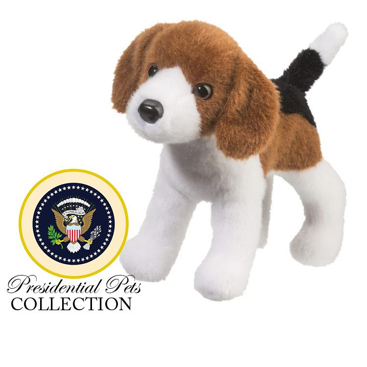 "Lyndon Johnson's Beagle ""Edgar"""
