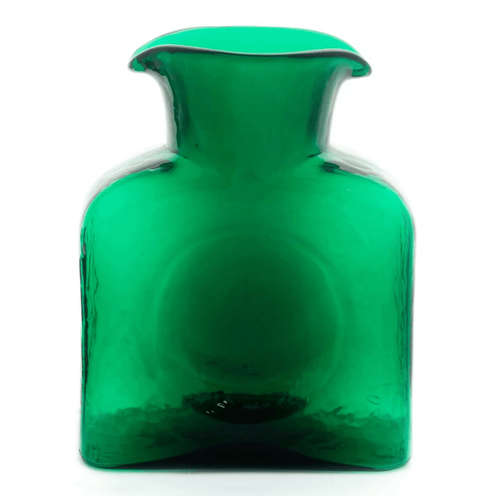Emerald Water Bottle - BLENKO GLASS COMPANY - The Shops at Mount Vernon