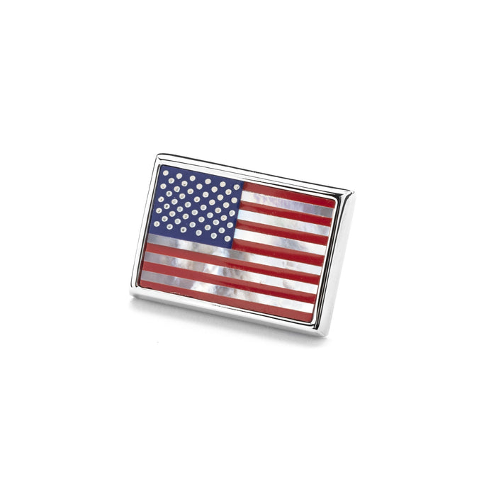 American Flag Tie-Tack - The Shops at Mount Vernon - The Shops at Mount Vernon