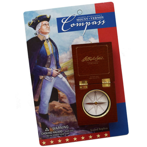 George Washington's Compass - The Shops at Mount Vernon - The Shops at Mount Vernon