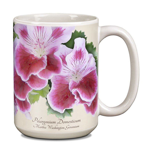 Geranium Mug - DESIGN MASTER ASSOCIATES - The Shops at Mount Vernon