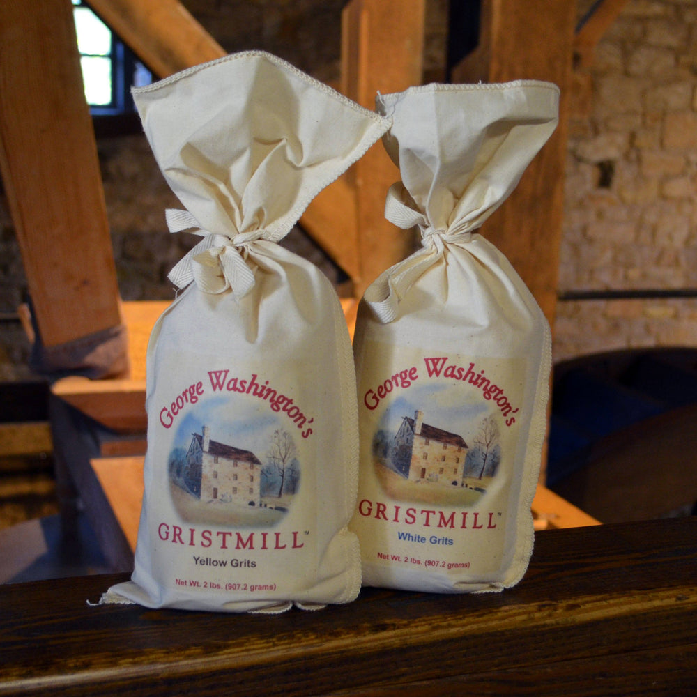 George Washington's Yellow Grits - The Shops at Mount Vernon - The Shops at Mount Vernon