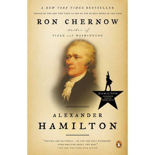 Alexander Hamilton - PENGUIN RANDOM HOUSE LLC - The Shops at Mount Vernon