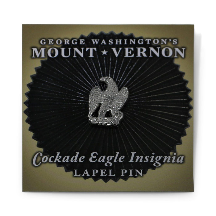 Cockade Lapel Pin - DESIGN MASTER ASSOCIATES - The Shops at Mount Vernon