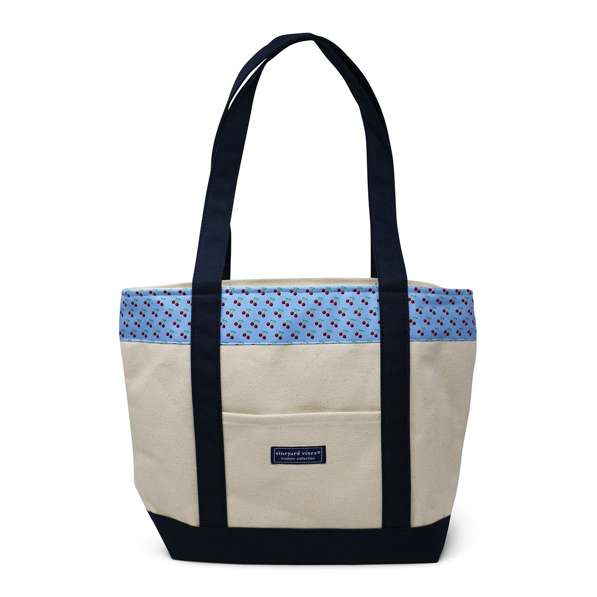 dad2008146ffb Vineyard Vines Classic Cherries Tote — The Shops at Mount Vernon