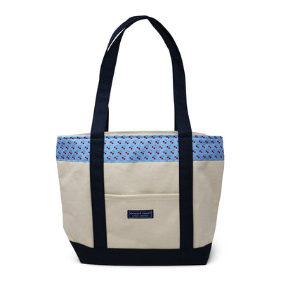 Vineyard Vines Classic Cherries Tote