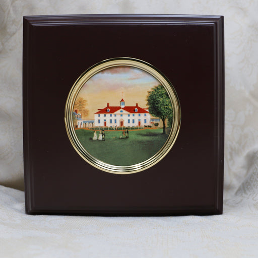 Mount Vernon 1792 Keepsake Wooden Box - DESIGN MASTER ASSOCIATES - The Shops at Mount Vernon