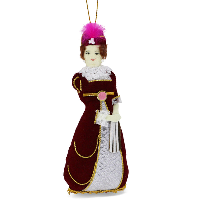 Dolley Madison Ornament - ST NICOLAS LTD. - The Shops at Mount Vernon
