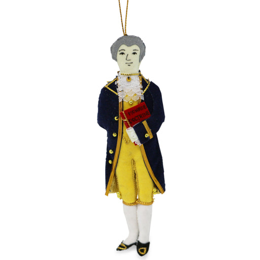 James Monroe Ornament - ST NICOLAS LTD. - The Shops at Mount Vernon