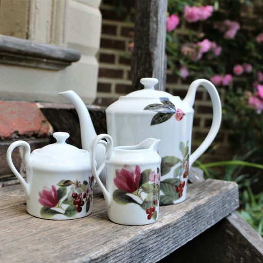 Magnolia Tea Set