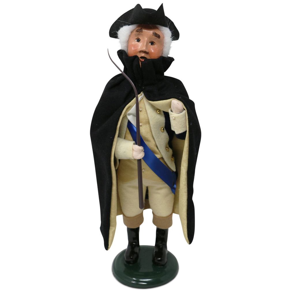 George Washington Byers' Choice Caroler