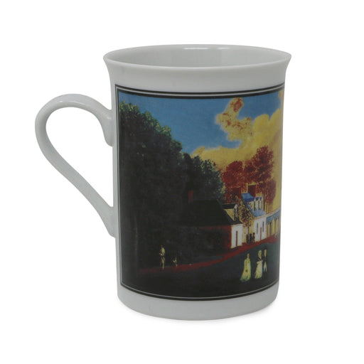 Mansion 1792 West Front View China Mug - The Shops at Mount Vernon - The Shops at Mount Vernon
