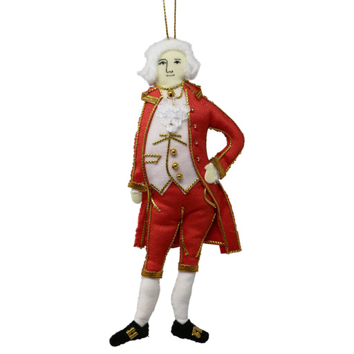 John Adams Ornament - ST NICOLAS LTD. - The Shops at Mount Vernon