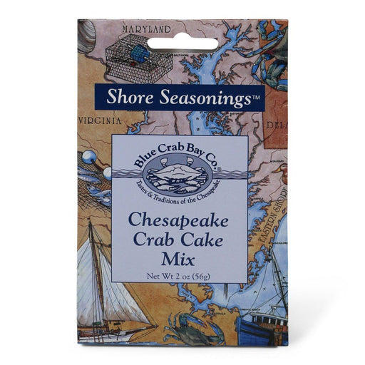 Chesapeake Bay Crab Cake Seasoning Mix - The Shops at Mount Vernon - The Shops at Mount Vernon