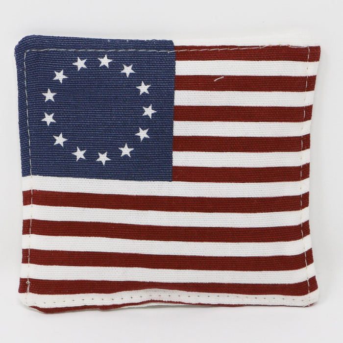Betsy Ross Flag Spiced Mug Mat - ALICE'S COUNTRY COTTAGE - The Shops at Mount Vernon
