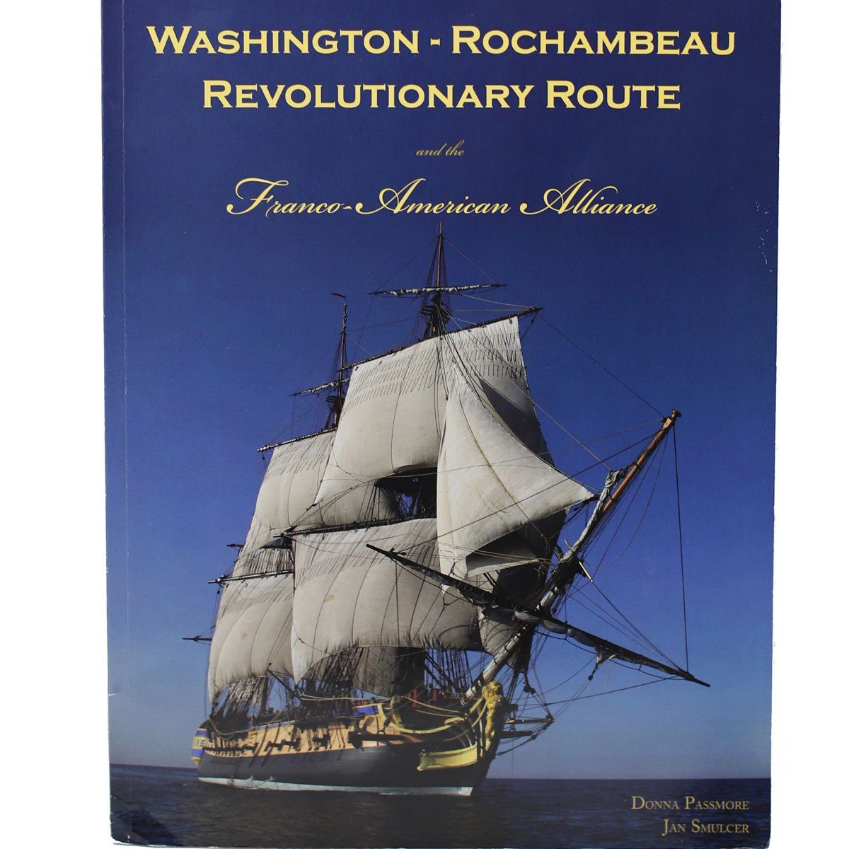 Washington – Rochambeau Revolutionary Route