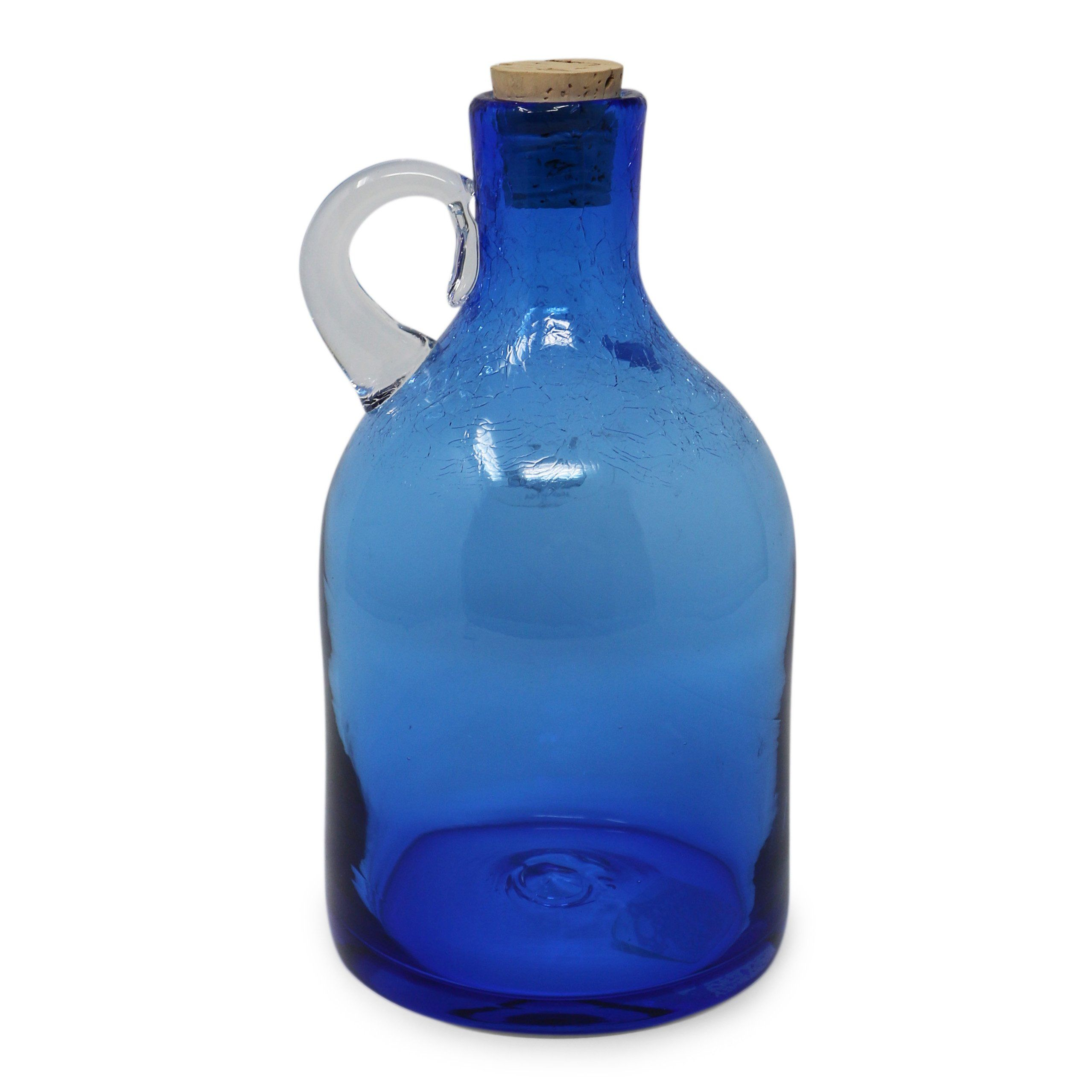 Azure Whiskey Jug