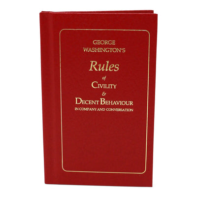 GW's Rules of Civility Pocket Edition