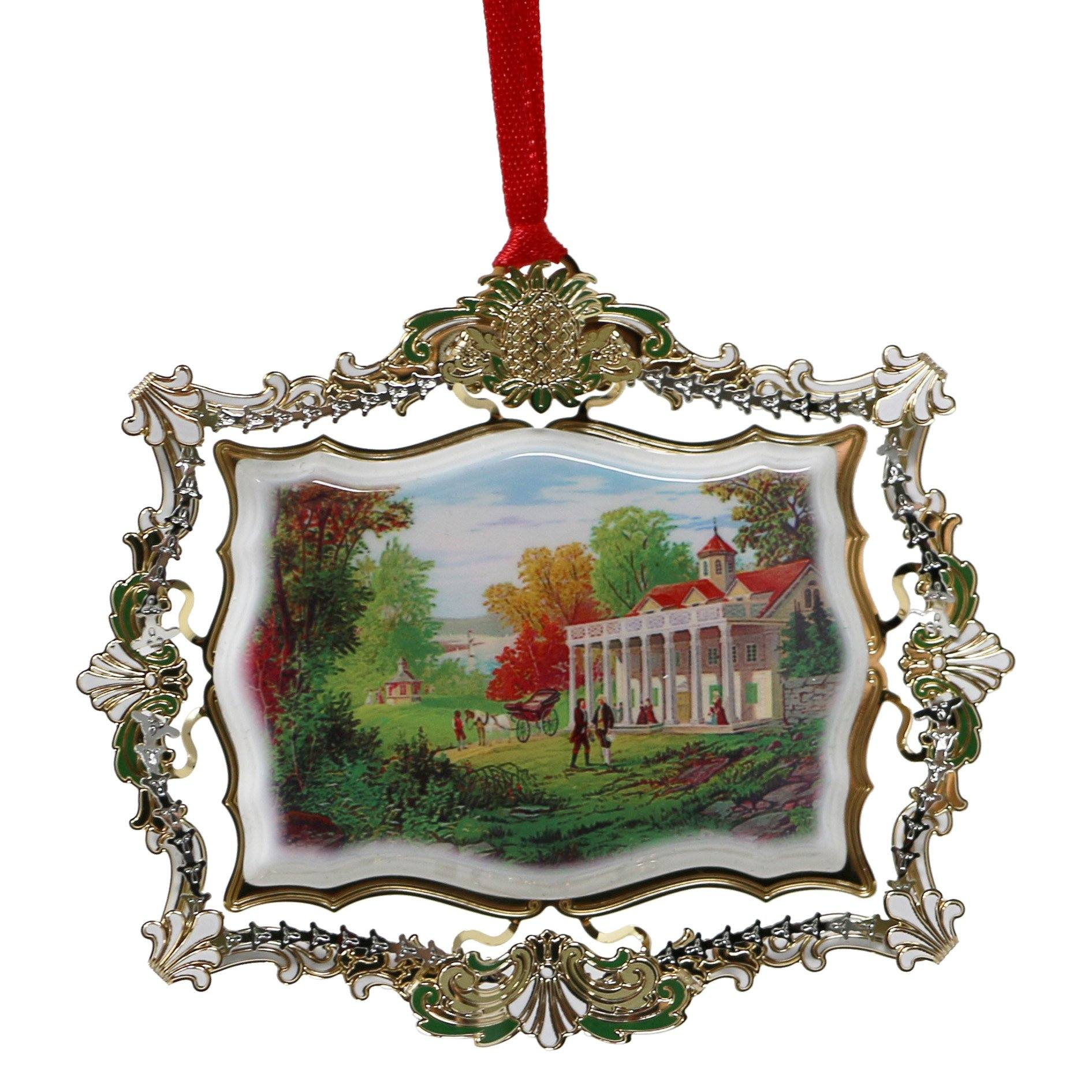 Mount Vernon 2012 Annual Ornament