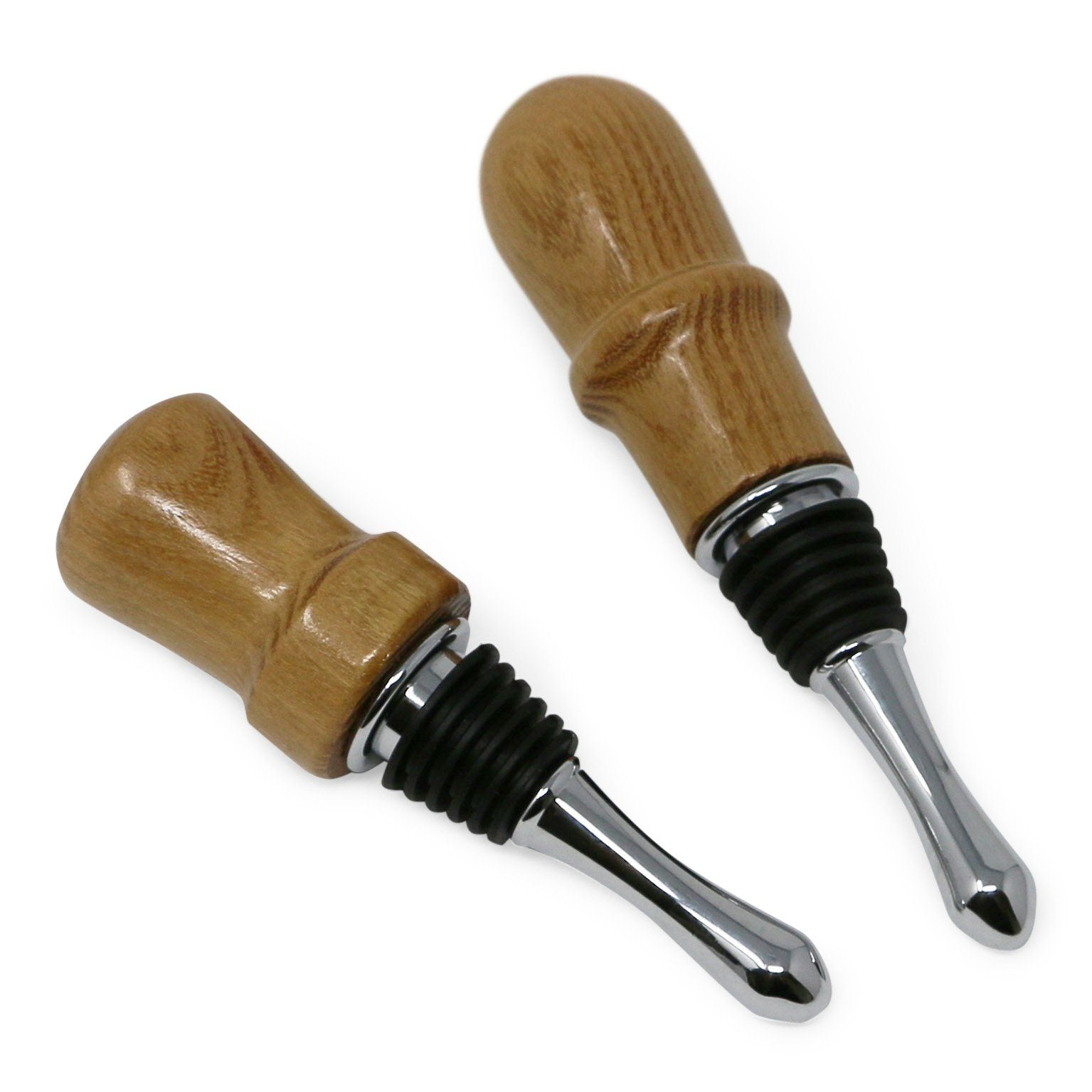 Historic Turned Wood Bottle Stopper