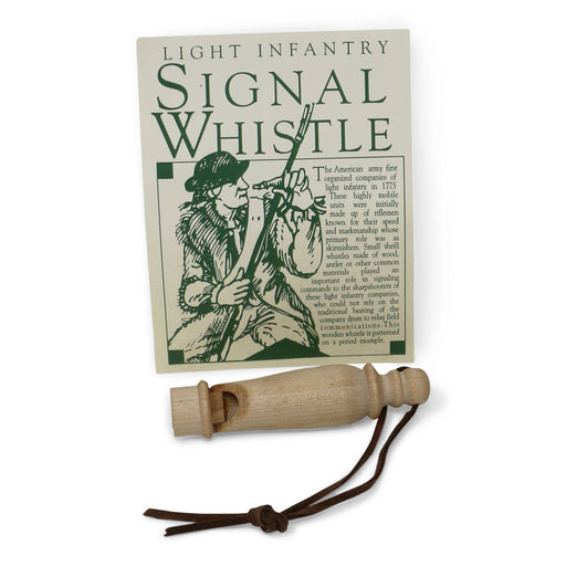 Light Infantry Signal Whistle - The Shops at Mount Vernon - The Shops at Mount Vernon