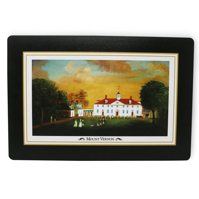 Mount Vernon 1792 Set of Two Placemats - LDA - The Shops at Mount Vernon