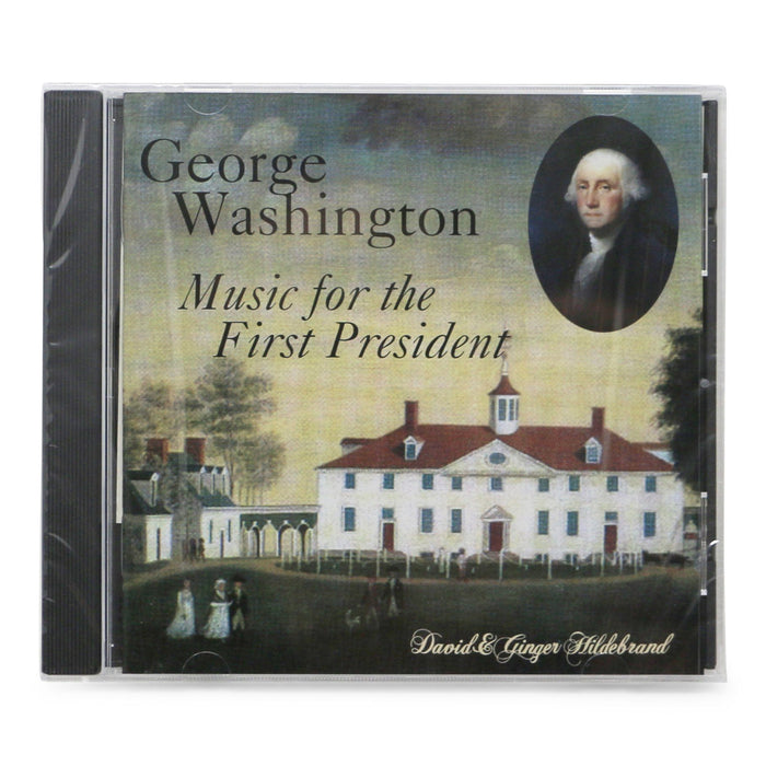 Music for the First President - CD - The Shops at Mount Vernon - The Shops at Mount Vernon