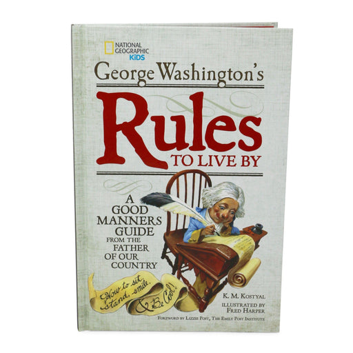 George Washington's Rules to Live By - The Shops at Mount Vernon - The Shops at Mount Vernon
