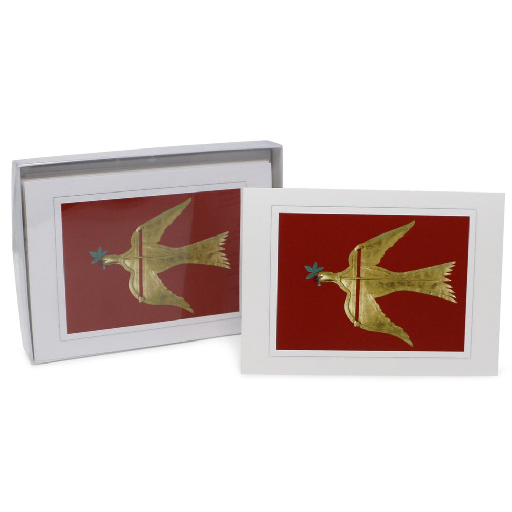 Mount Vernon Dove of Peace Holiday Cards - The Shops at Mount Vernon - The Shops at Mount Vernon