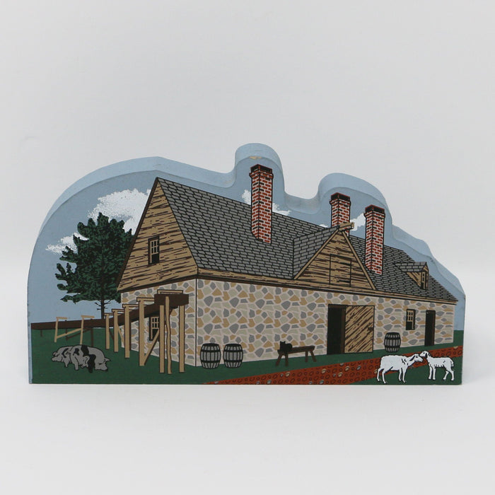 George Washington's Distillery - The Shops at Mount Vernon - The Shops at Mount Vernon