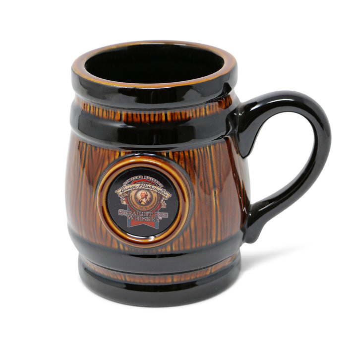 Whiskey Barrel Mug - The Shops at Mount Vernon - The Shops at Mount Vernon