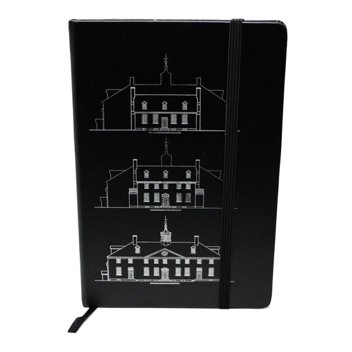 Mount Vernon Embossed Architectural Journal - The Shops at Mount Vernon - The Shops at Mount Vernon