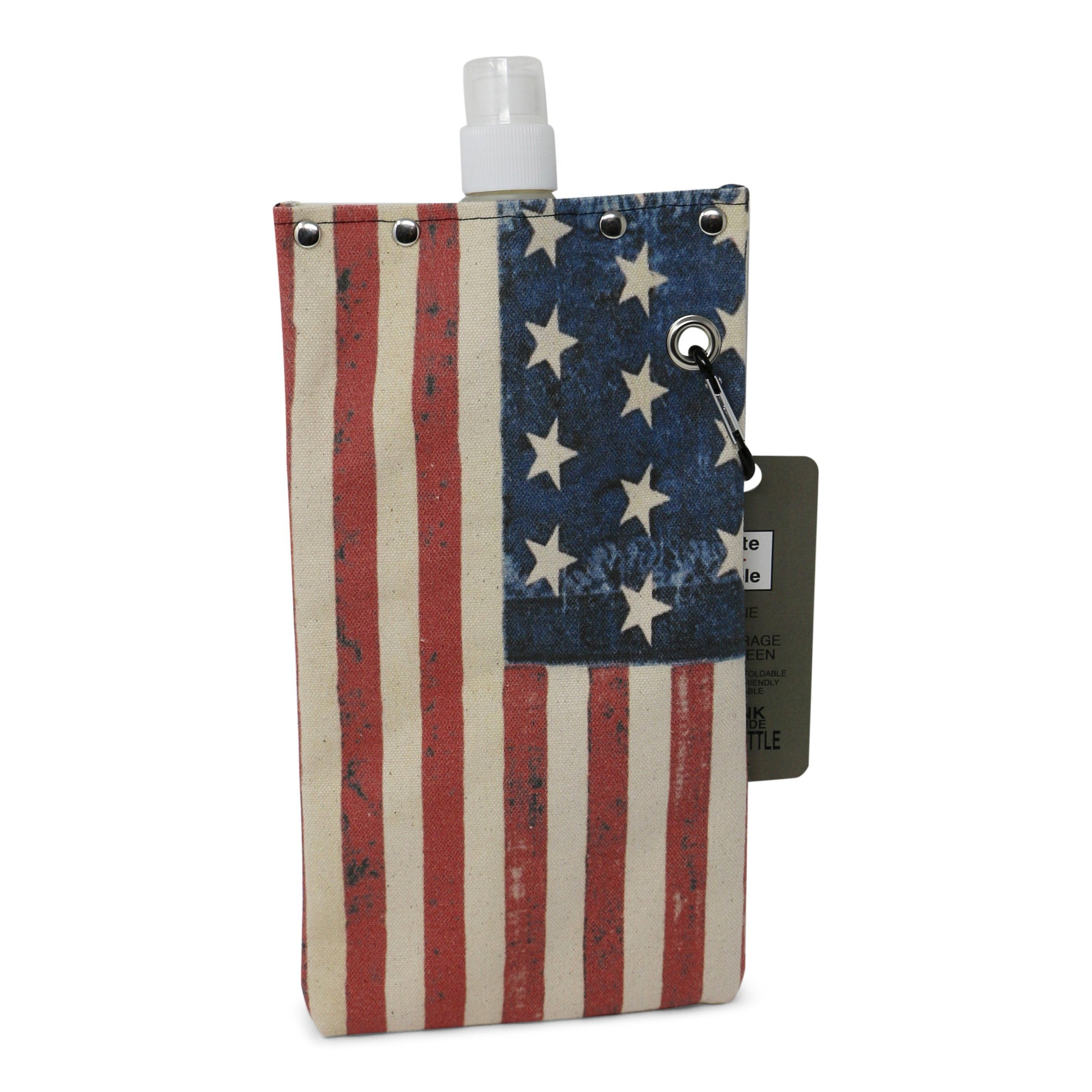 Red, White and Blue Wine Tote