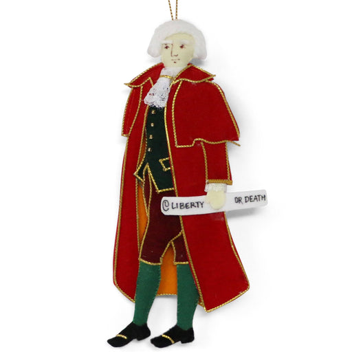 Patrick Henry Ornament - ST NICOLAS LTD. - The Shops at Mount Vernon