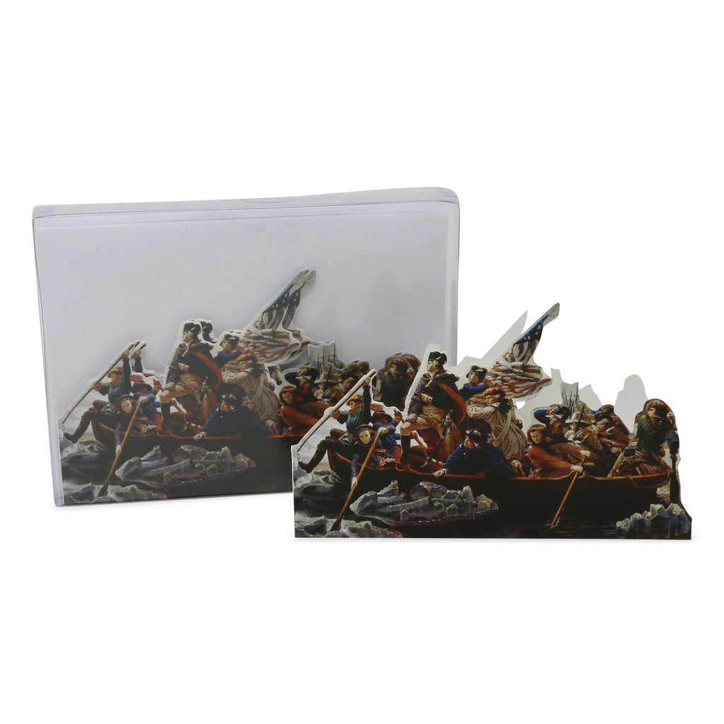 Washington Crossing the Delaware Notecards