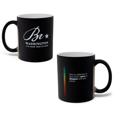 Be Washington Color Changing Mug