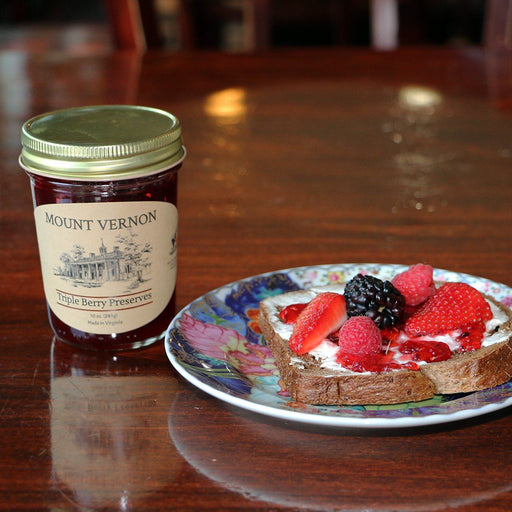 Triple Berry Preserves - Alice's Pantry Treasures LLC - The Shops at Mount Vernon