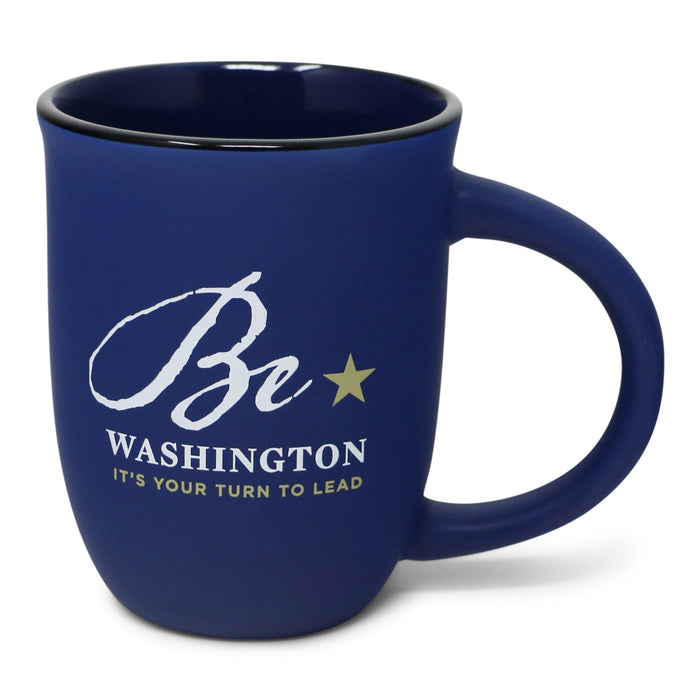 Be Washington Mug - PLANET COTTON - The Shops at Mount Vernon