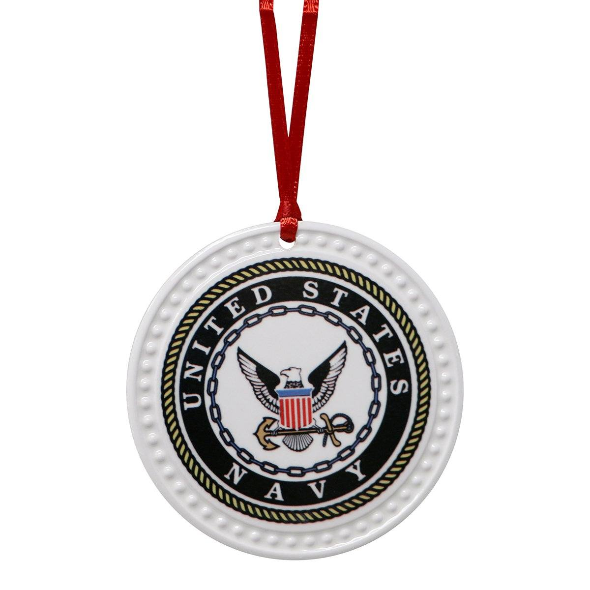 United States Navy Seal Ornament