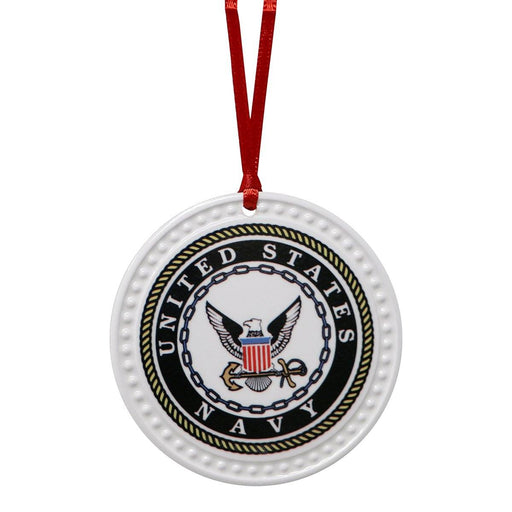 United States Navy Seal Ornament - BARLOW DESIGNS, INC. - The Shops at Mount Vernon