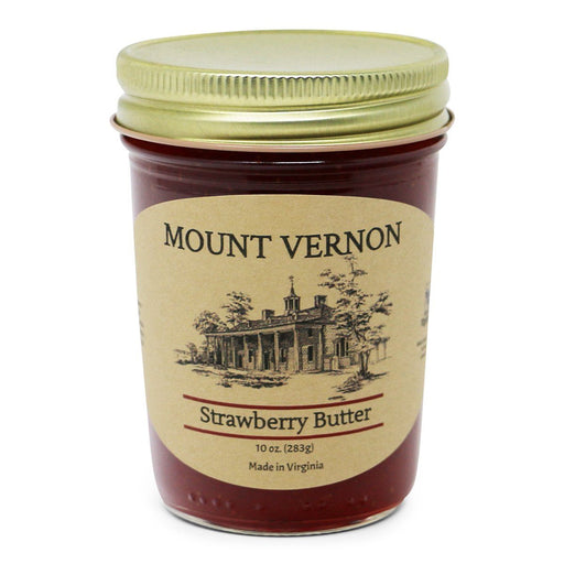 Strawberry Butter - Alice's Pantry Treasures LLC - The Shops at Mount Vernon
