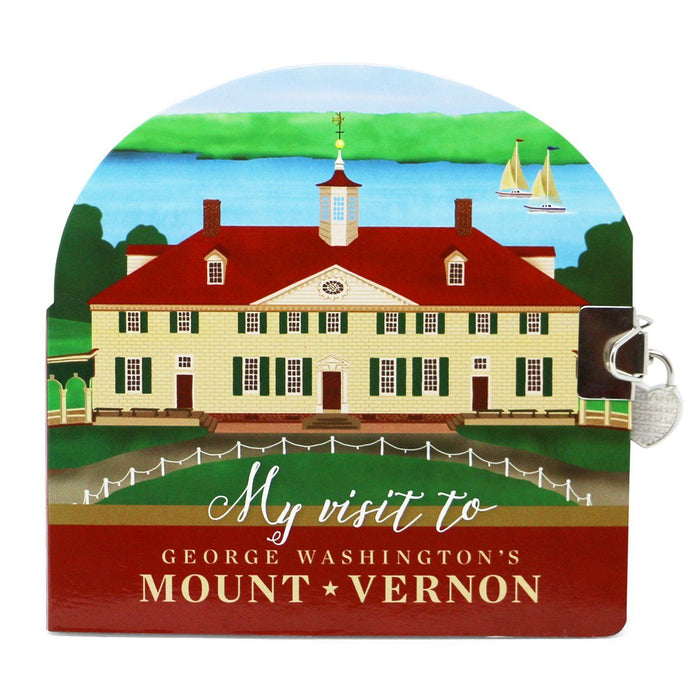My Visit to Mount Vernon Diary - CHARLES PRODUCTS INC. - The Shops at Mount Vernon