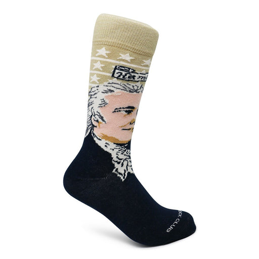 Alexander Hamilton Socks - Funatic - The Shops at Mount Vernon