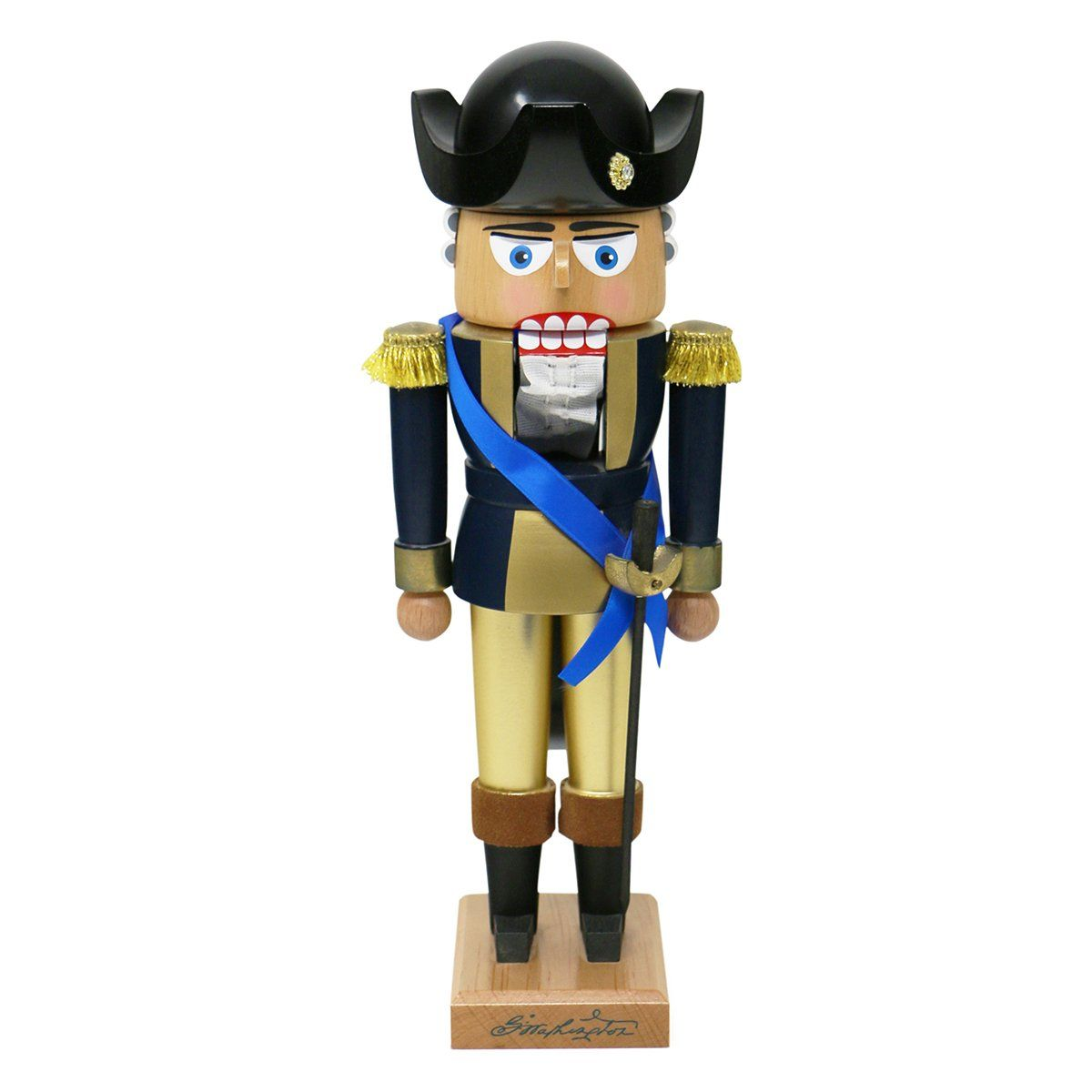 George Washington German Nutcracker