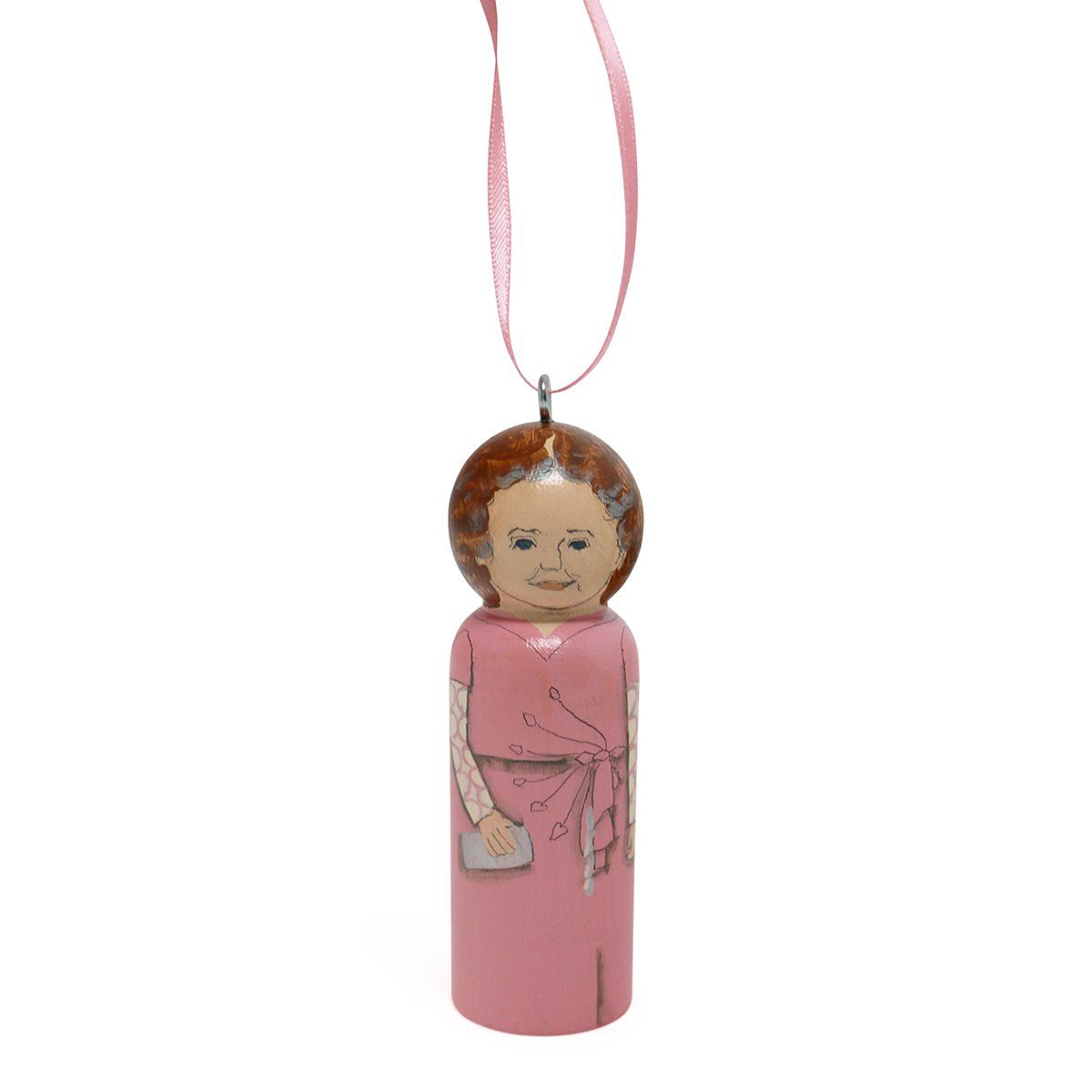 Eleanor Roosevelt First Lady Ornament