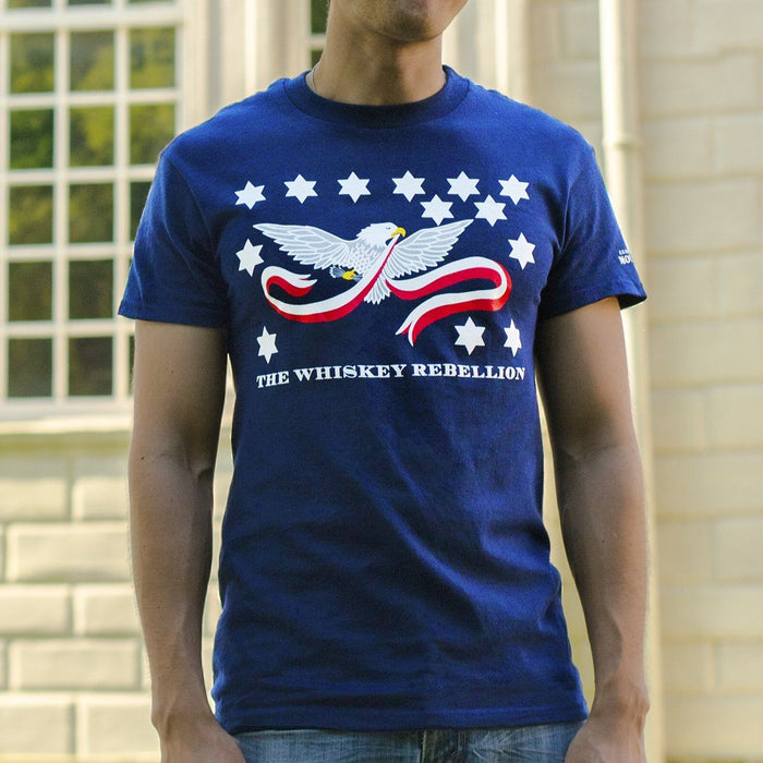 Whiskey Rebellion T-Shirt - The Shops at Mount Vernon - The Shops at Mount Vernon