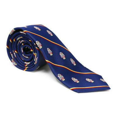 George Washington Sulgrave Crest Tie