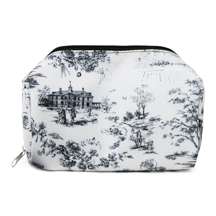Mount Vernon Toile Pouch - SUPERB CASE - The Shops at Mount Vernon