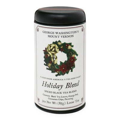 Mount Vernon Holiday Tea Blend